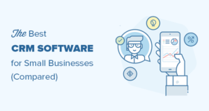 SMALL BUSINESS CRM SOFTWARE 2021